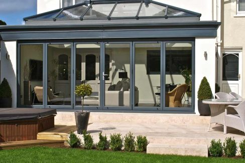 Aluminium Bi-Folding Doors, Didcot Oxford