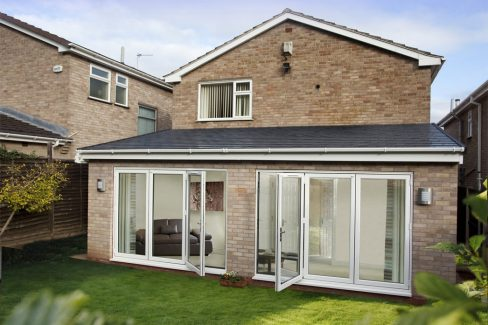 upvc bi-fold doors Oxford