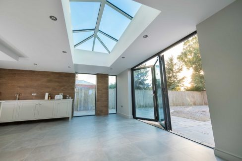 Aluminium Roof Lantern Prices, Oxford